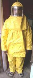 Tychem Chemical Suit