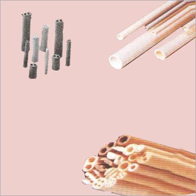 High Alumina Ceramic Tube & Insulator