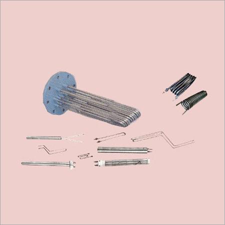Industrial Strip Type Heaters