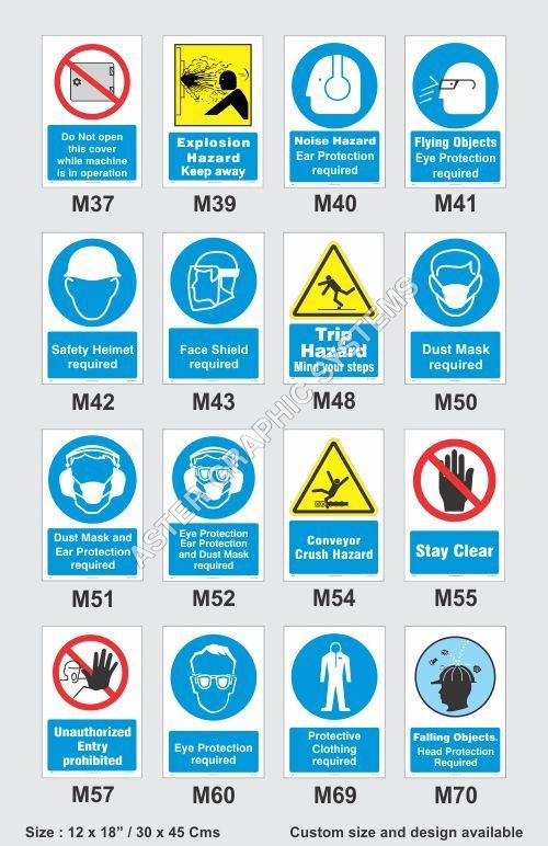Workplace Safety Tags