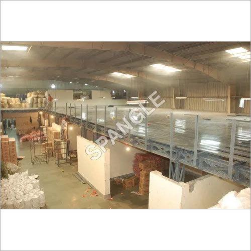 Steel Mezzanine Floors System