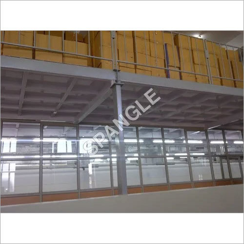 Mild Steel Mezzanine Floors