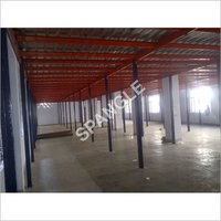 Slotted Angles Mezzanine Floor
