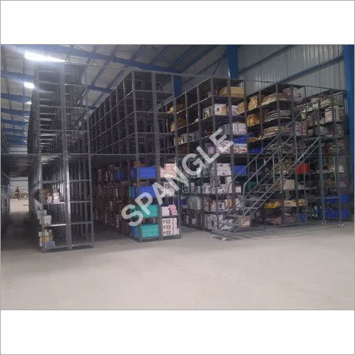 Tier Shelving System