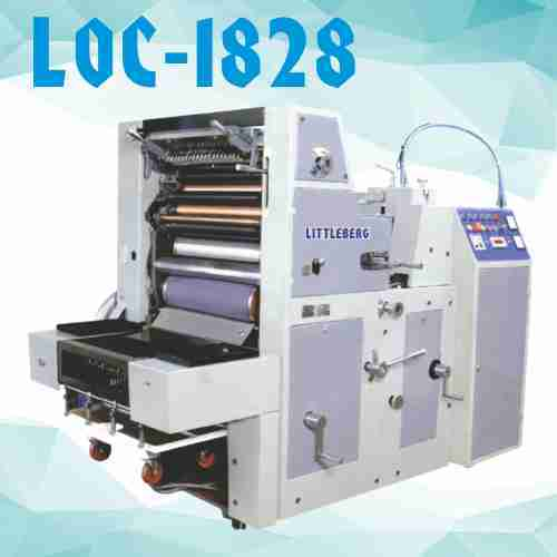 Standard Model Offset Printing Machine