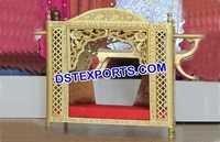 Indian Wedding Golden Doli