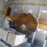 Granite Block Cutting Machine
