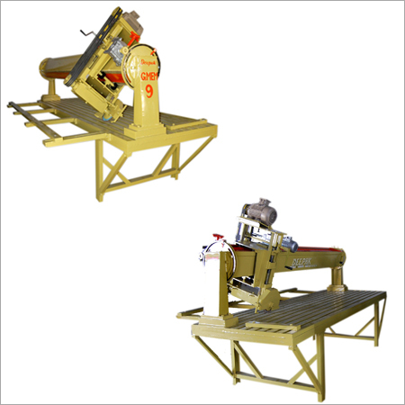Granite Single Edge Cutting Machine (45 degree)