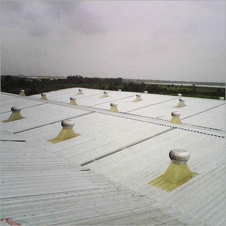 Rooftop Air Turbo Ventilator