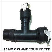 Clamp Coupling Tees