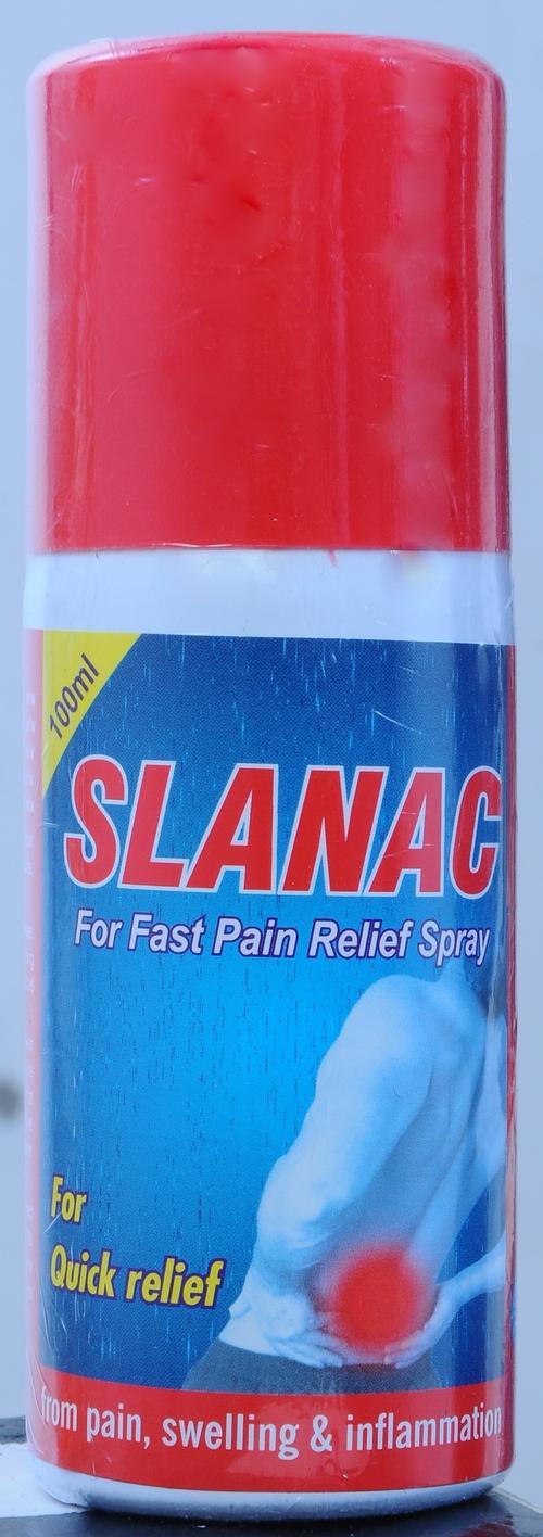 SLANAC SPRAY