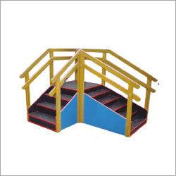 Corner Exercise Staircase
