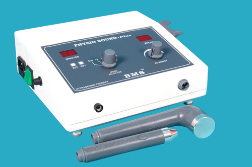 Two Probes Ultrasound Therapy