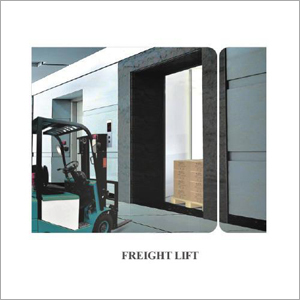 Freight Lifts Services