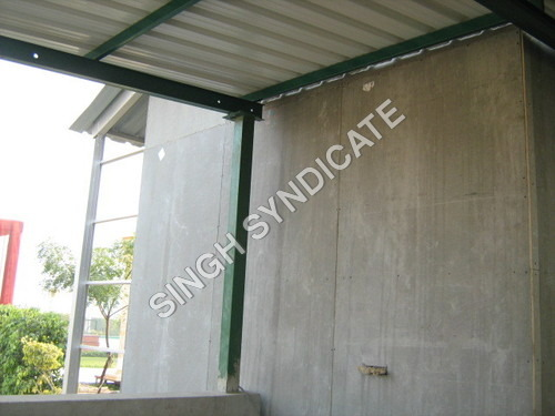 Industrial Pre Fab Shed