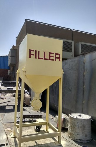 Road Construction Filler Unit