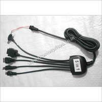 Multi Pin USB Mobile Charger