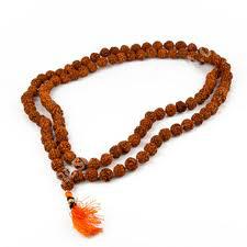Rudraksha Japa Mala 3 mm Beads