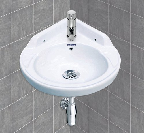 Corner Wash Basin