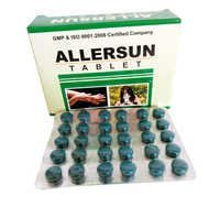 Allersun Tablet:Anti- Allergic herbal medicine