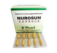 NUROSUN Capsule (For Neurological Disorders -)