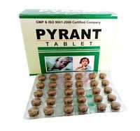 PYRANT Tablet (herbal medicine for Chronic Fever)