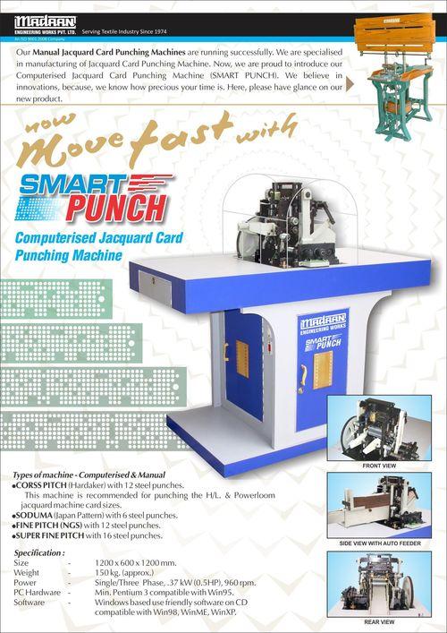 Card Punching Machines