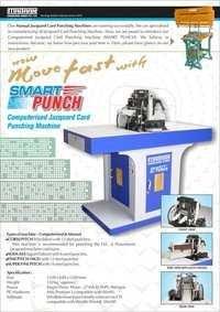 Jacquard Smart  Punch Machine