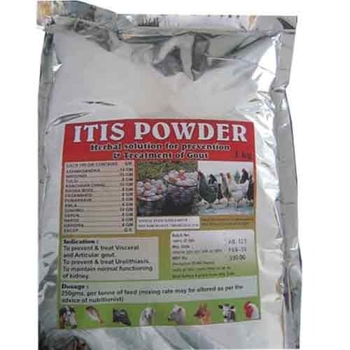 Ayurvedic ITIS Powder (For Treatment Of Gout)