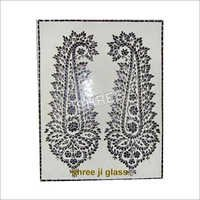 Thikri Glass Hand Mosaic Work