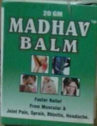Madhav Balm