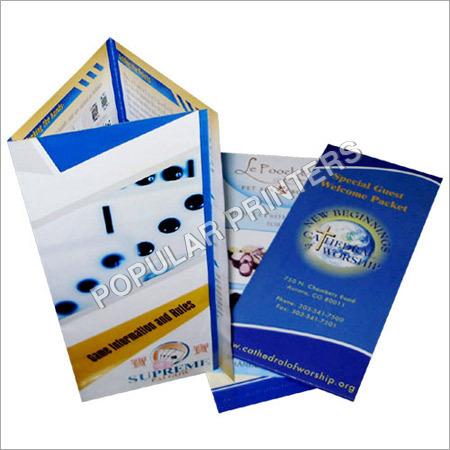 Printed Brochure