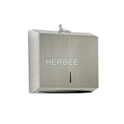 Paper Eco·Hygienic·Clean Towel Dispenser