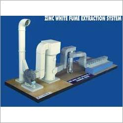 Zinc White Fume Extraction & Scrubbing System