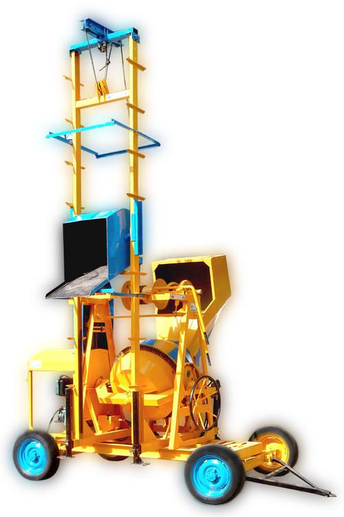 Combo Mixer Two Pole Hight Lift