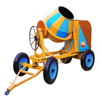 Manual Hopper Concrete Mixer Machine