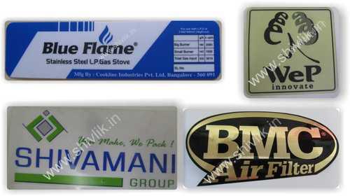 Printed Self Adhesive Labels