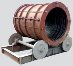 RCC Spun Pipe Machine
