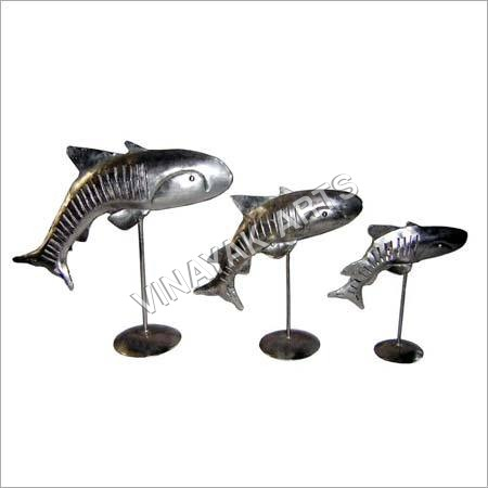 Decorative Iron Fish