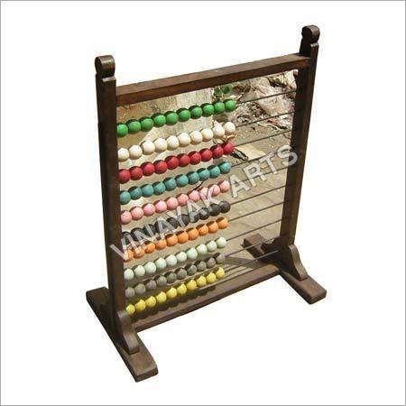 Wooden Metal Abacus