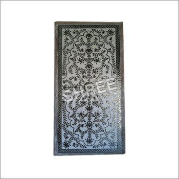 Hand Crafted Glass Panel