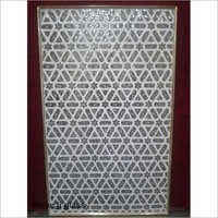 Geometrical Moasic Glass Panel