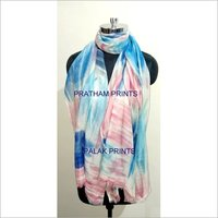 Woolen Brush Printed Stoles