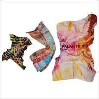 Cotton Tie Dye Scarves