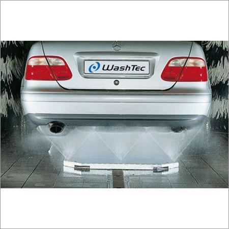 Underbody Vehicle Wash