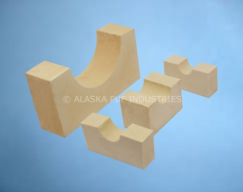 PU Foam Pipe Supports