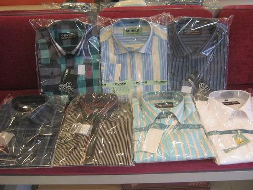 Ramie Linen fabric Shirts