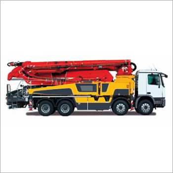 Concrete Pump Services