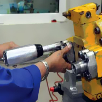 Hydraulic Machines Repair Services