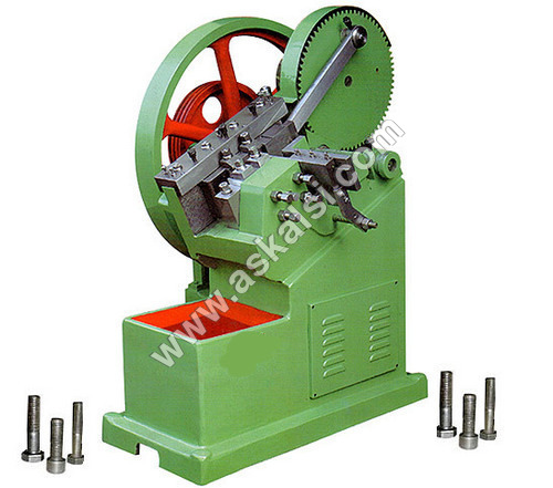 Screw Thread Rolling Machine